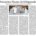 Friesisches Theater als Erfolgsmodell
