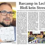 Barcamp in Leck: Bloß kein Stress